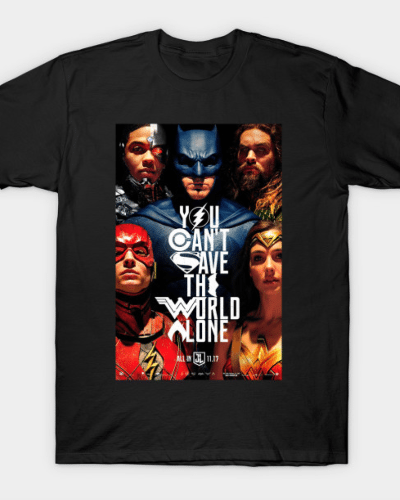 Justice League United T-Shirt