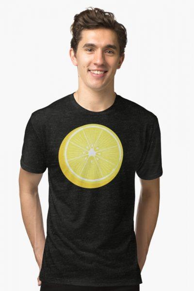 Lemon Zest Fruit Design by Cricky