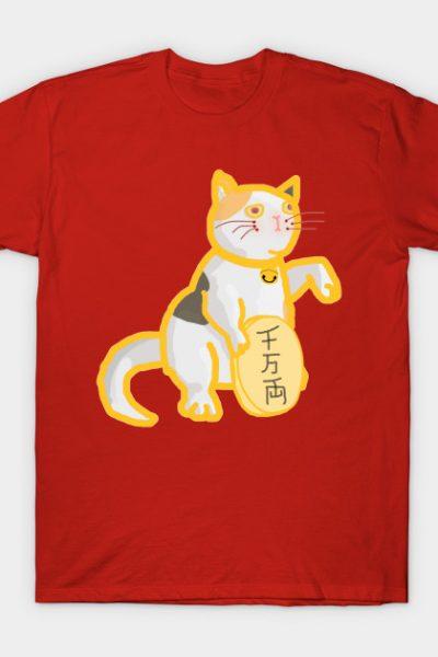 Lucky Cat 2: The Luckening T-Shirt