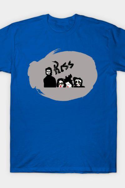 Maria Garcia I Kiss T-Shirt
