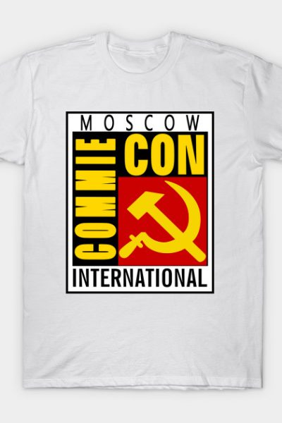 Moscow International Commie-Con T-Shirt T-Shirt