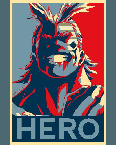 My Hero Academia – HERO!!