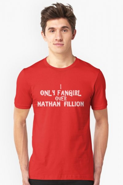 Nathan Fillion Fangirl