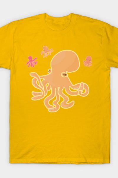 Octodad (Fan Art) T-Shirt