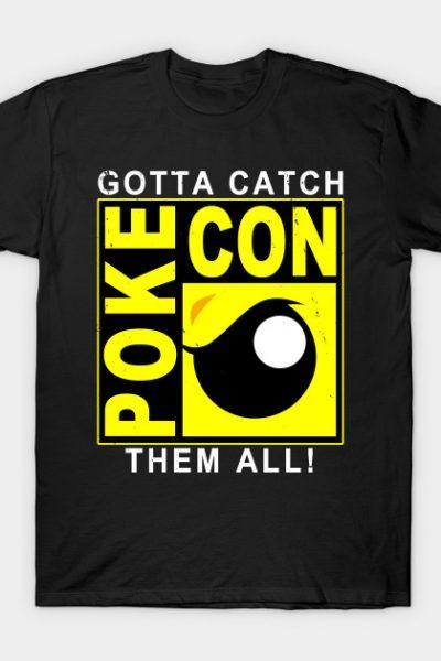 Poke Con T-Shirt