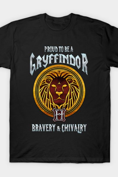 Proud to be a Gryffindor T-Shirt
