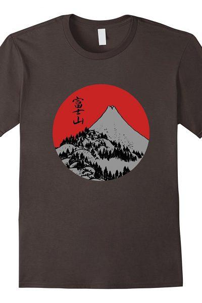 Red Dawn Fuji