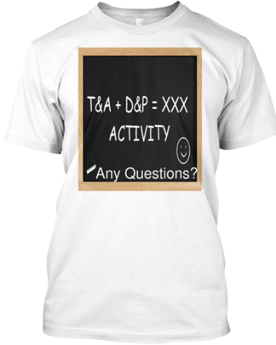 Sex Mathematics T-Shirt