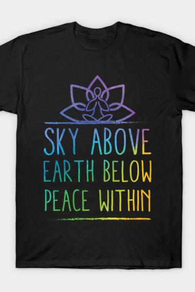 Sky Above T-Shirt