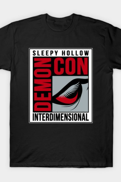 Sleepy Hollow Demon Con T-Shirt