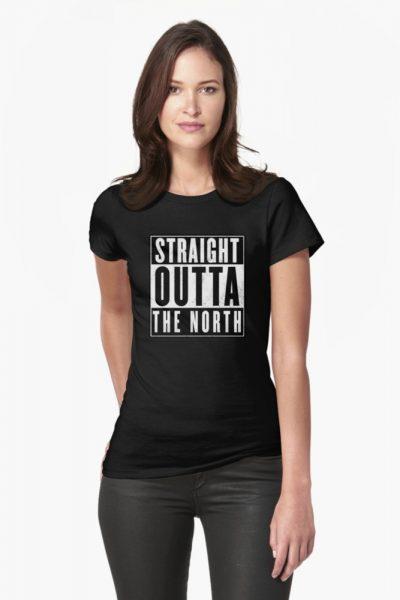 straight outta the north
