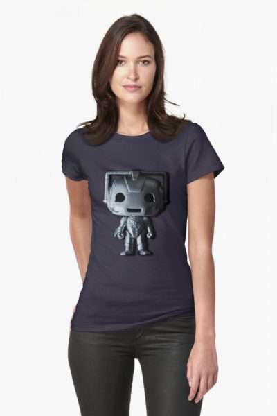 Terrifying Cyberman