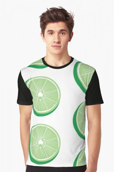 Tropical Lime Design by Cricky