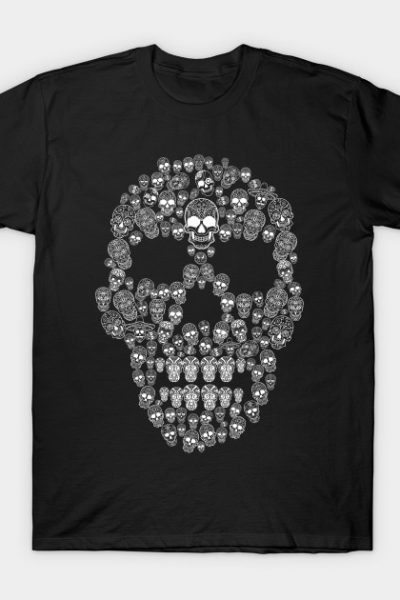 Ultimate Sugar Skull T-Shirt