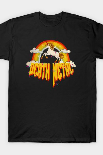 Unicorns of Death Metal T-Shirt