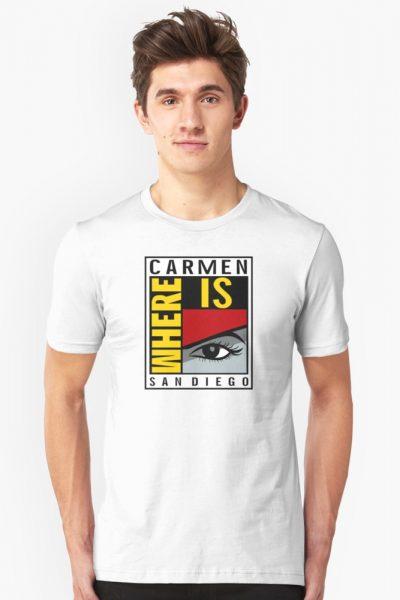 Where is Carmen?
