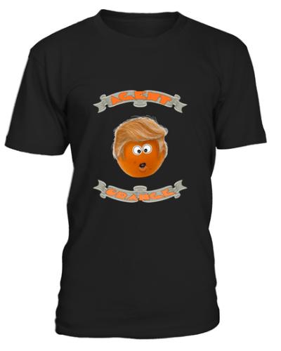 """Anti Trump T-Shirt """"Agent Orange"""""""