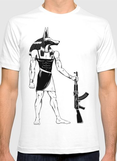 Anubis Reloaded T-shirt