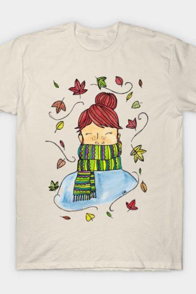 Autumn Girl T-Shirt