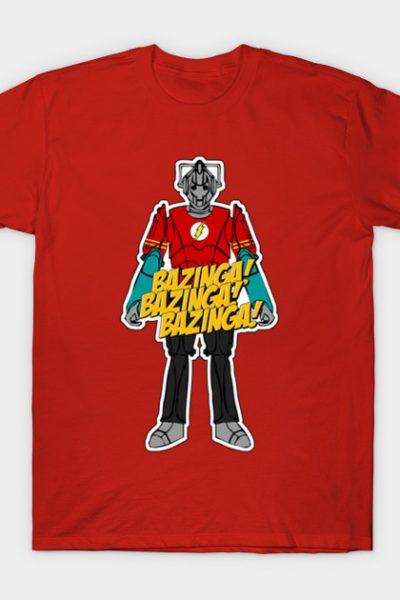 Bazinga! Bazinga! Bazinga! T-Shirt