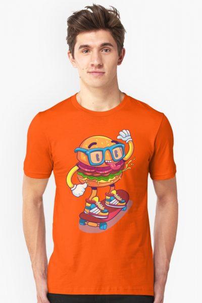 Burger-Boarding