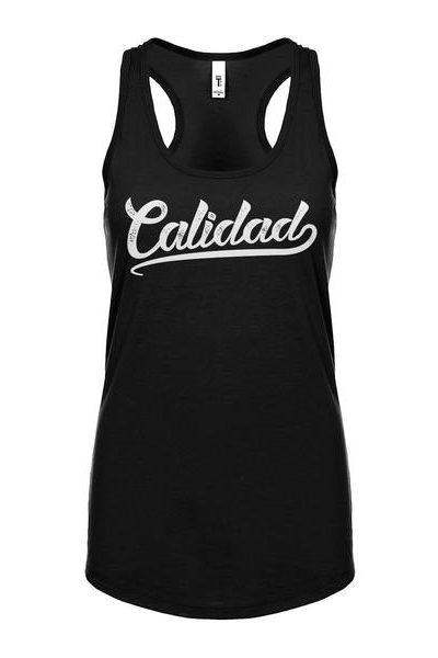 Calidad Womens Sleeveless Tank Top