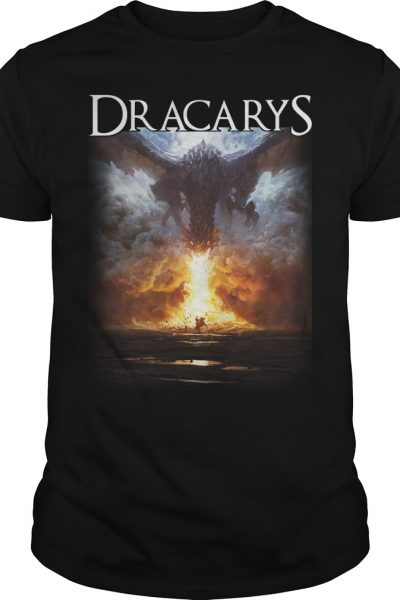 Cool Game of Thrones 7 Dracarys T-shirt