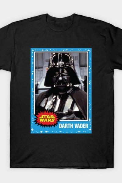 Darth Vader Trading Card T-Shirt