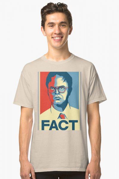 Fact – Dwight Schrute