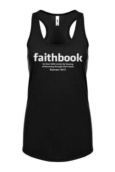 Faithbook Womens Sleeveless Tank Top