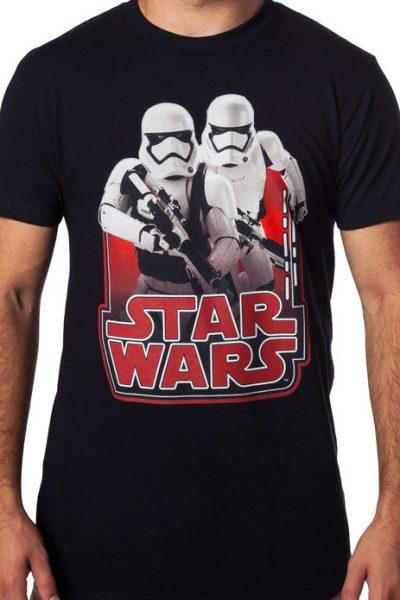 First Order Storm Troop