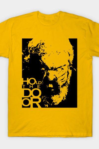 GOT – HOLD THE DOOR – HODOR T-Shirt