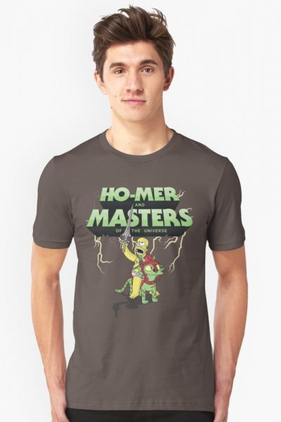 Ho-Mer And The Masters Of The Universe