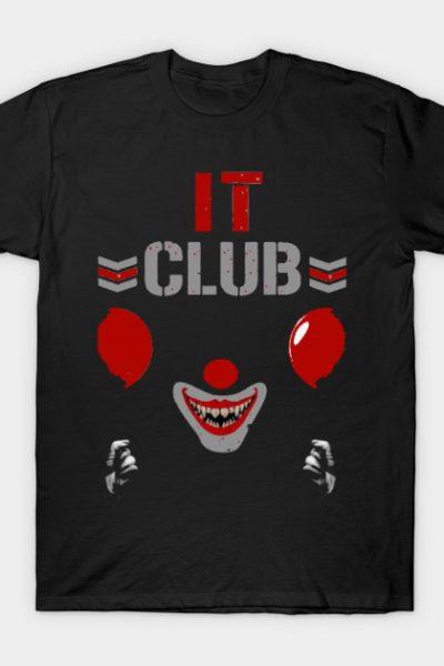 It Club T-Shirt