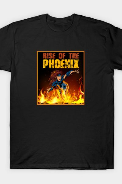 Jean Grey – Rise of the Phoenix T-Shirt