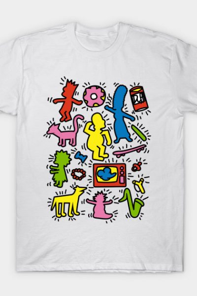 Keith H. Simpsons T-Shirt