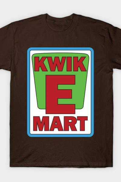 Kwik-E-Mart 7-11 Style T-Shirt