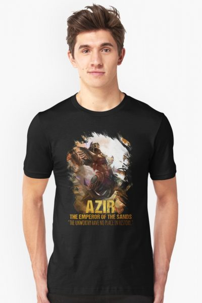 League of Legends AZIR – [The Emperor Of The Sand]