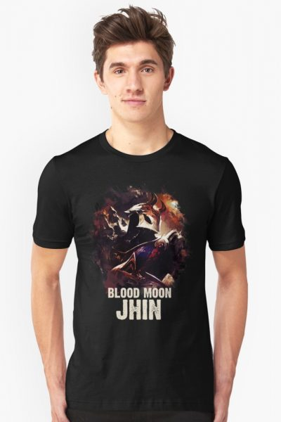 League of Legends BLOOD MOON JHIN