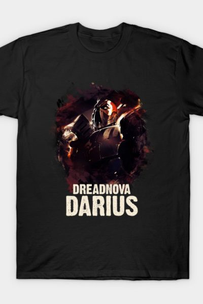 League of Legends DREADNOVA DARIUS T-Shirt