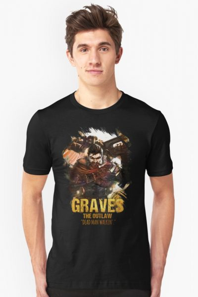 League of Legends GRAVES – [The Outlaw]