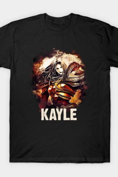 League of Legends KAYLE T-Shirt