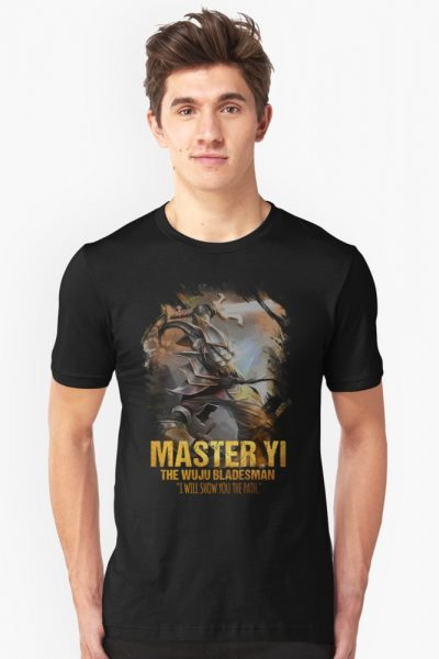 League of Legends MASTER YI – [The Wuju Bladesman]