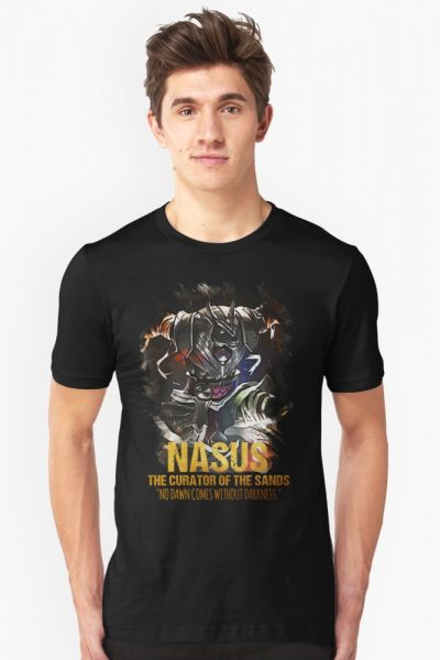 League of Legends – NASUS [The Curator Of The Sands]