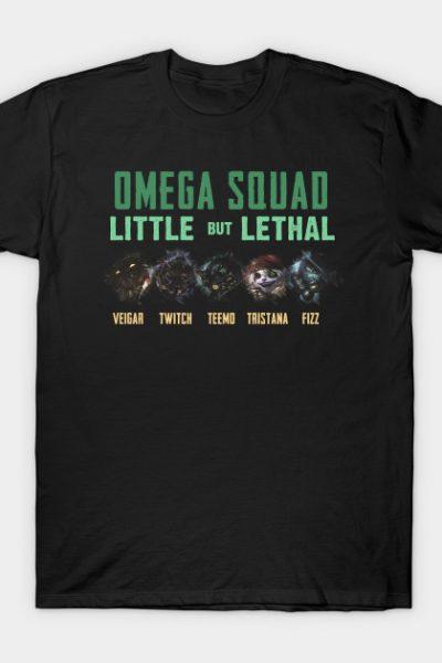 League of Legends OMEGA SQUAD T-Shirt