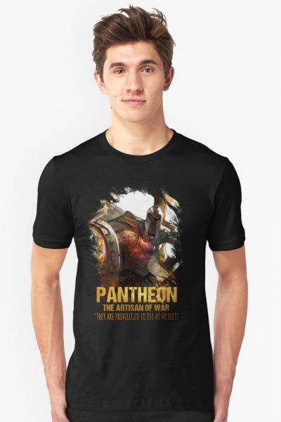 League of Legends PANTHEON – [The Artisan Of War]