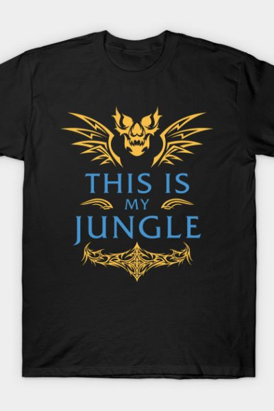 League of Legends THIS IS MY JUNGLE T-Shirt