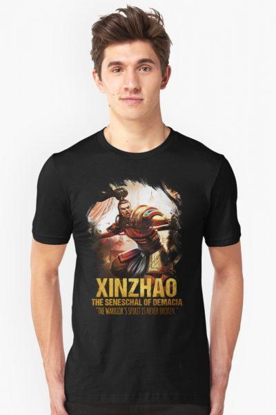 League of Legends – XIN ZHAO [ The Senechal Of Demacia]