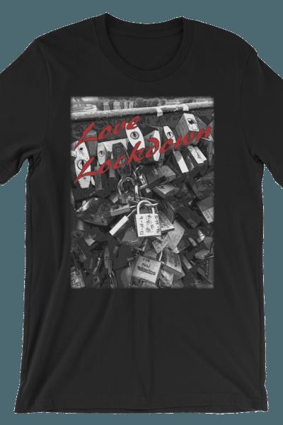 Love Lockdown – Unisex short sleeve t-shirt
