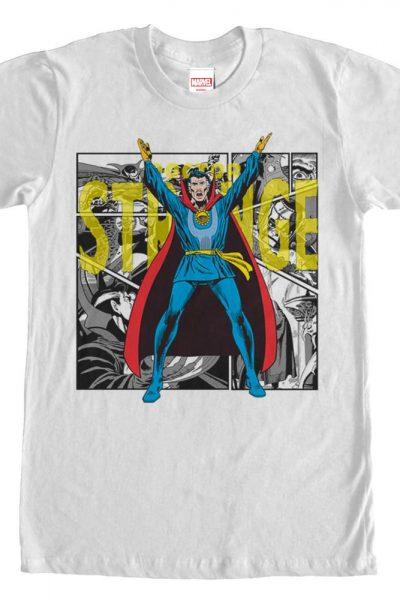Marvel – Hands UP Adult Regular Fit T-Shirt